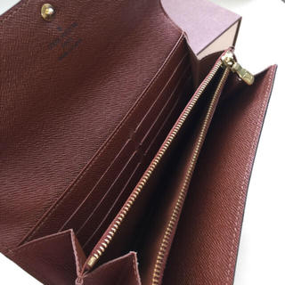 LOUIS VUITTON - 美品正規品ルイヴィトンモノグラム長財布