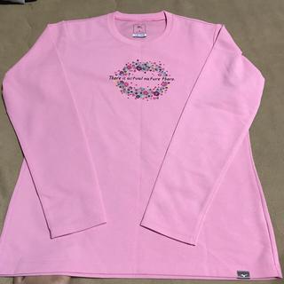 ミズノ(MIZUNO)のMIZUNO Quickdry plus 長袖シャツ(Tシャツ(長袖/七分))