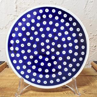 Polish ポーランド食器◆耐熱平皿 φ19.5cm Gu814-42