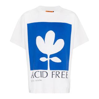エムエムシックス(MM6)のVyner Articles Acid Free printed t-shirt(Tシャツ/カットソー(半袖/袖なし))