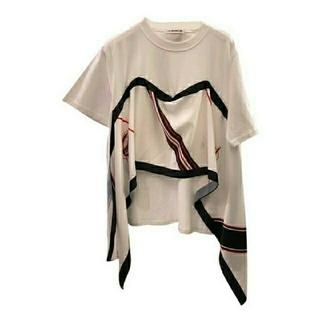 スカーフ ドッキング  Tシャツ  新品未使用
