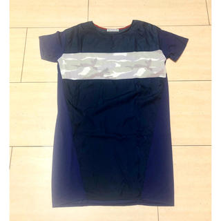 BEAMS - ロングTシャツ ビームズ ワンピース Tシャツ