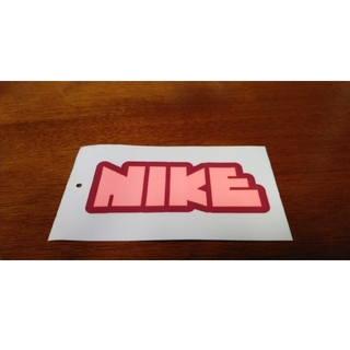 ナイキ(NIKE)のNIKE ステッカー(ステッカー)