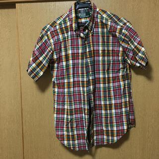ポロラルフローレン(POLO RALPH LAUREN)のラルフローレンキッズ チェックシャツ(その他)