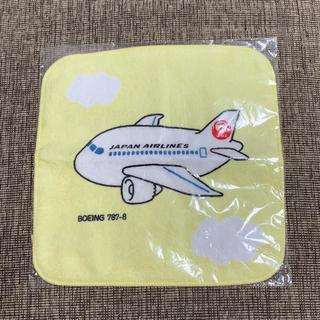 ジャル(ニホンコウクウ)(JAL(日本航空))のJAL オリジナル ミニタオル boeing 787-8(航空機)
