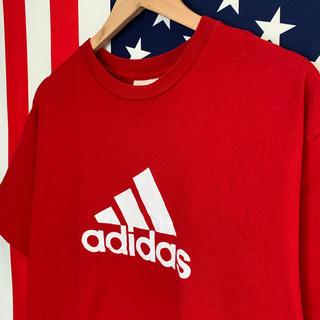 アディダス(adidas)のUSA古着 adidas アディダス Tシャツ M(Tシャツ/カットソー(半袖/袖なし))