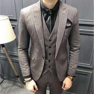 セットアップ 無地 スーツメンズ 紳士 スーツジャケット 着痩せzb386