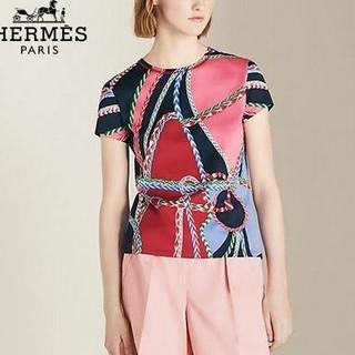 エルメス(Hermes)のエルメス 2018 Robe du soir Tシャツ(Tシャツ(半袖/袖なし))