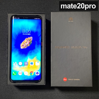 ANDROID - Huawei mate20pro 【訳あり】