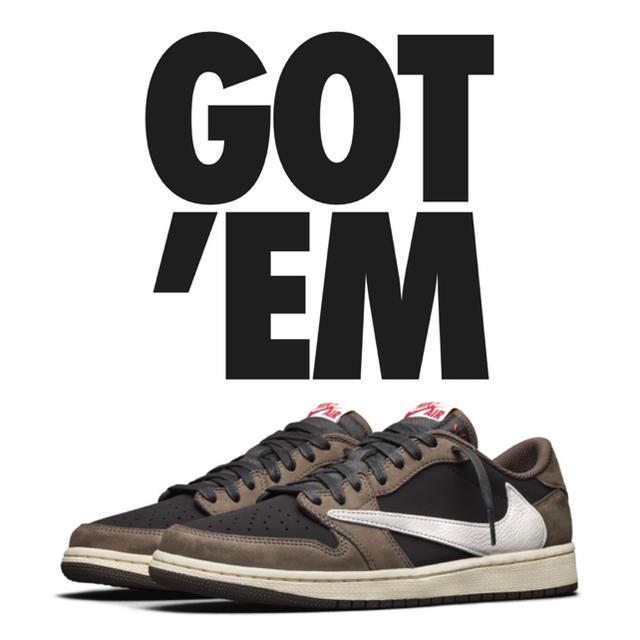NIKE(ナイキ)の【26.5cm】Travis Scott air Jordan SP  メンズの靴/シューズ(スニーカー)の商品写真