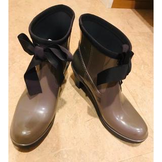 オデットエオディール(Odette e Odile)のふうママ さま 専用 リボン付き レインブーツ(レインブーツ/長靴)