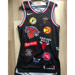 Supreme - Supreme NIKE NBA AUTHENTIC  JERSEY sサイズ