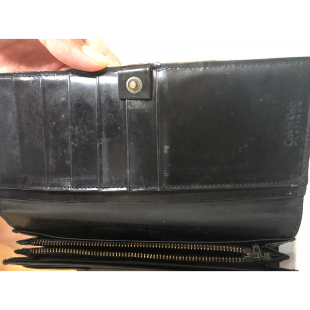 Calvin Klein(カルバンクライン)のCalvin Klein 財布 メンズのファッション小物(長財布)の商品写真