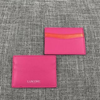 LANCOME - ランコム カードケース