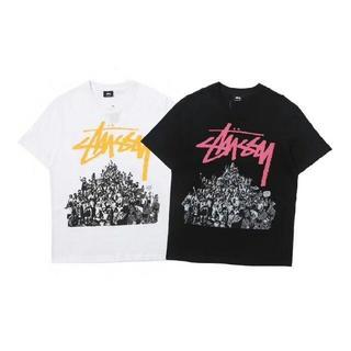 ステューシー(STUSSY)のstussy beach mob tee(Tシャツ/カットソー(半袖/袖なし))