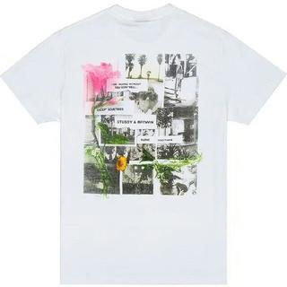 ステューシー(STUSSY)のstussy sometimes pigment dyed tee(Tシャツ/カットソー(半袖/袖なし))