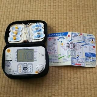 OMRON - オムロン 低周波治療器