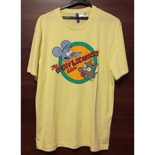 エイチアンドエム(H&M)のH&M ザ・シンプソンズ イッチー&スクラッチー Tシャツ(Tシャツ/カットソー(半袖/袖なし))
