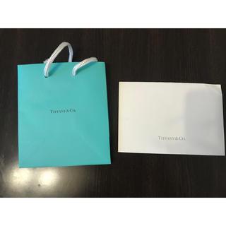 ティファニー(Tiffany & Co.)のティファニー 紙袋 ショップ袋 封筒(ショップ袋)