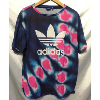 adidas - adidasOriginals ロゴ 半袖Tシャツ アディダス
