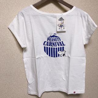 スヌーピー(SNOOPY)のスヌーピー カーニバル Tシャツ(Tシャツ(半袖/袖なし))