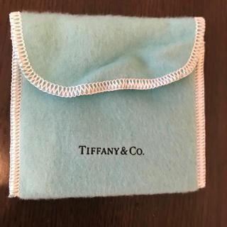 ティファニー(Tiffany & Co.)のティファニー TIFFANY ポーチ 袋(ショップ袋)