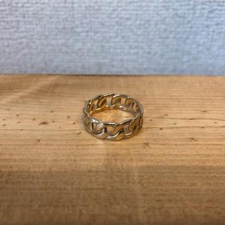 アヴァランチ(AVALANCHE)の専用 購入禁止 AVALANCHE マイアミリング 10K イエローゴールド(リング(指輪))