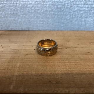 Wailea ワイレア 14K ハワイアンジュエリー イエローゴールド(リング(指輪))