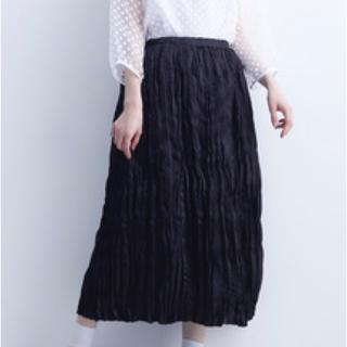 メルロー(merlot)のスカート(ロングスカート)