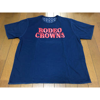 RODEO CROWNS WIDE BOWL - RODEO CROWNS メンズ リバーシブル Tシャツ
