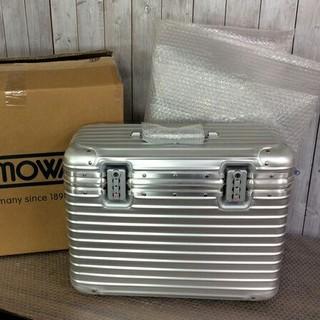 RIMOWA - 未使用リモワ スーツケース トパーズ パイロット 29L TSAロック 2輪