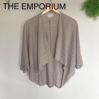 ジエンポリアム(THE EMPORIUM)の【新品】THE EMPORIUM 2way カーディガン(カーディガン)
