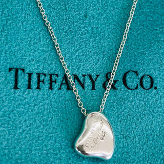 Tiffany & Co. - tiffany/heart beans ネックレス