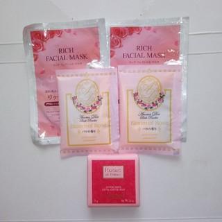 ロクシタン(L'OCCITANE)のローズの香り L'OCCITANE他(ボディソープ / 石鹸)