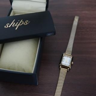 シップス(SHIPS)のサニィ様専用 SHIPS レディース 腕時計(腕時計)