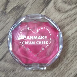 CANMAKE - キャンメイク☆クリームチーク☆CL09