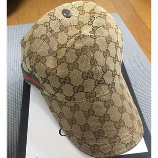 グッチ(Gucci)のGUCCI キャップ 正規品 今日の夜まで!(キャップ)