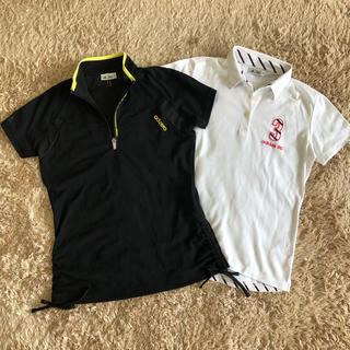アディダス(adidas)のadidas ポロシャツ2枚(ウエア)