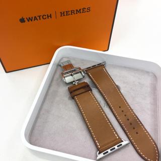 Apple Watch - エルメス 正規品 ディプロイアントバックル Apple Watch 42mm用