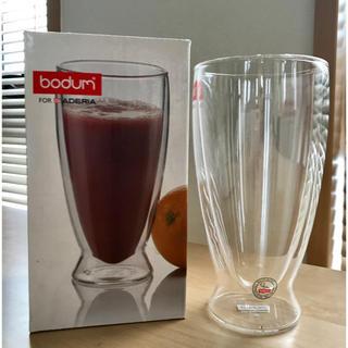 bodum - BODUM ボダム ダブルウォールグラス 450ml