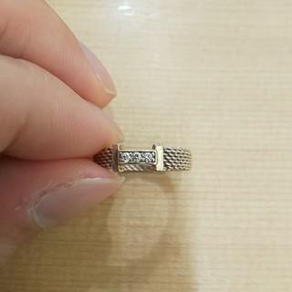 Tiffany & Co. - ティファニー サマセットリング ダイヤ 約6号