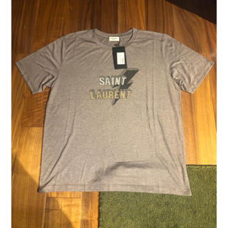 Saint Laurent - saint laurent サンローラン ロゴ Tシャツ 新品 ケリングタグ
