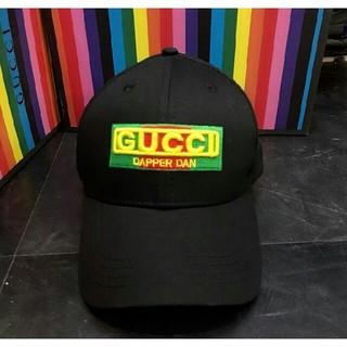 グッチ(Gucci)のロゴ刺繍 男女兼用キャップ(キャップ)