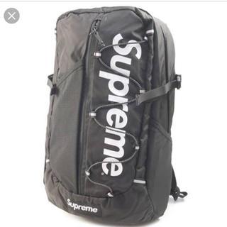 シュプリーム(Supreme)のsupreme backpack 17ss(バッグパック/リュック)