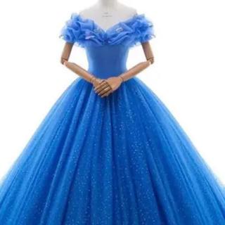 ココメロディ  シンデレラ カラー ドレス