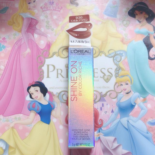 L'Oreal Paris(ロレアルパリ)のロレアルパリ シャインオン 930 コスメ/美容のベースメイク/化粧品(口紅)の商品写真