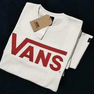 VANS - ■新品■今季■ VANSTシャツ/ホワイト/S