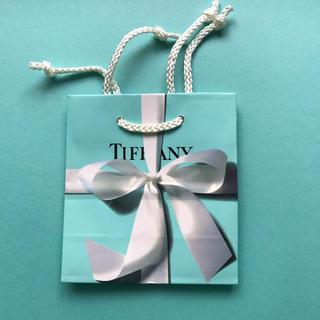 ティファニー(Tiffany & Co.)のTiffany&co. フレグランス用ショッパー(ショップ袋)
