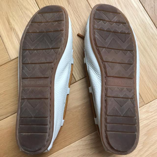 Minnetonka(ミネトンカ)のMINNETONKA 皮パンプス レディースの靴/シューズ(ハイヒール/パンプス)の商品写真
