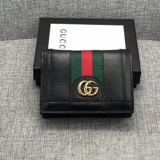 Gucci - 新品 gucci折りたたみフラップウォレット